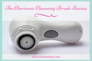 Clarisonic Cleansing Brush