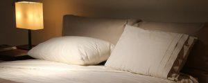 Sleeping On Cotton Pillowcases