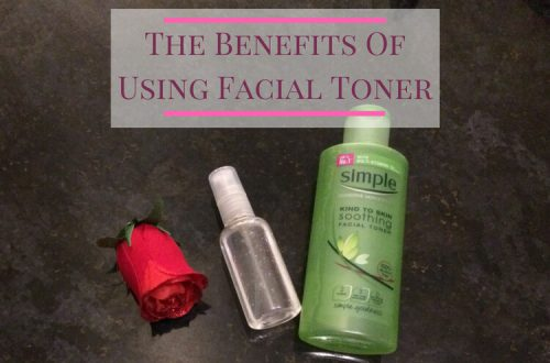 The Benefits Of Using Facial Toner