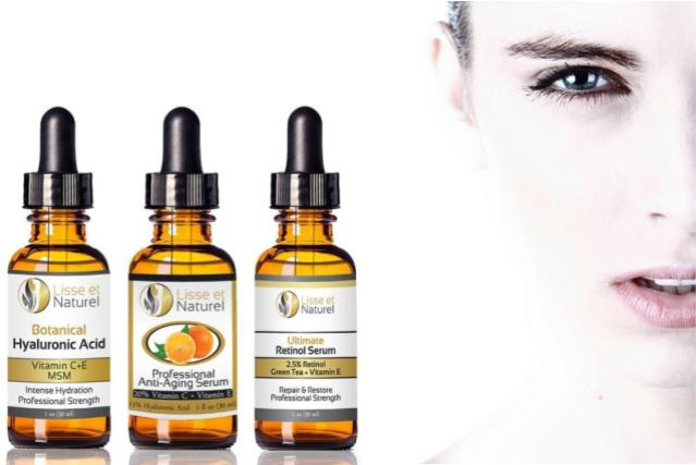 The best anti aging skin care ingredients