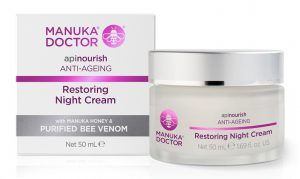 Manuka Doctor Apinourish Restoring Night Cream