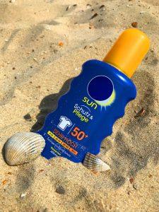 PABA in sunscreen