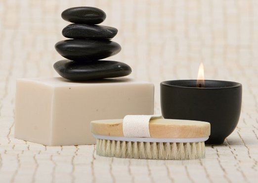 What is dry brushing for