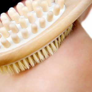 What is dry brushing good for