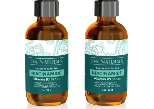 What does niacinamide do for the skin