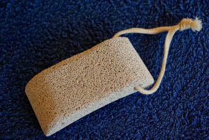 pumice stone for dry feet