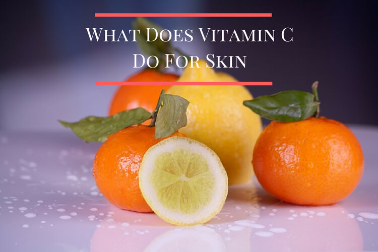 What Does Vitamin C Do For Skin