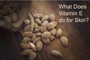 What does vitamin E do for skin