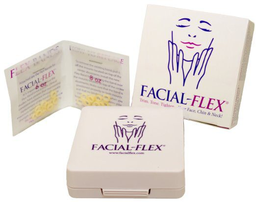What is facial flex