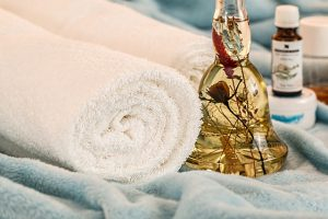 gold infused spa treatments