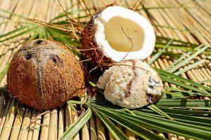 Coconut oil for homemade skin care