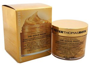 Peter Thomas Roth 24k gold face mask