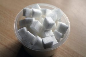 Sugar bad for skin