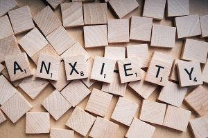 Anxiety and vertigo