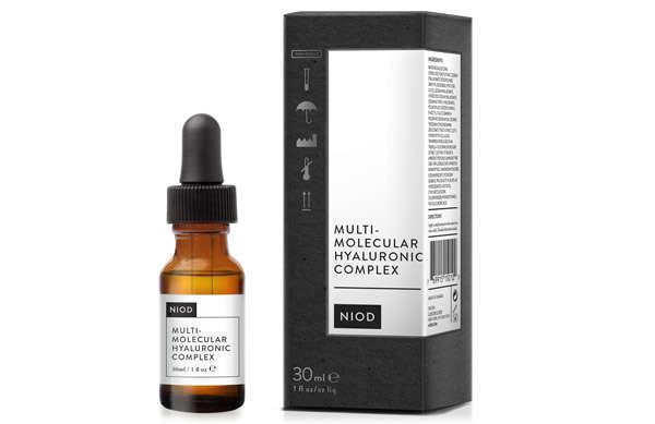 Niod multi molecular hyaluronic acid