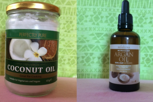Argan Oil And Coconut Oil Compared