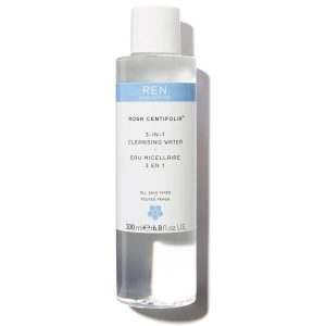 Ren Rosa Centifolia 3 in 1 Cleansing Water