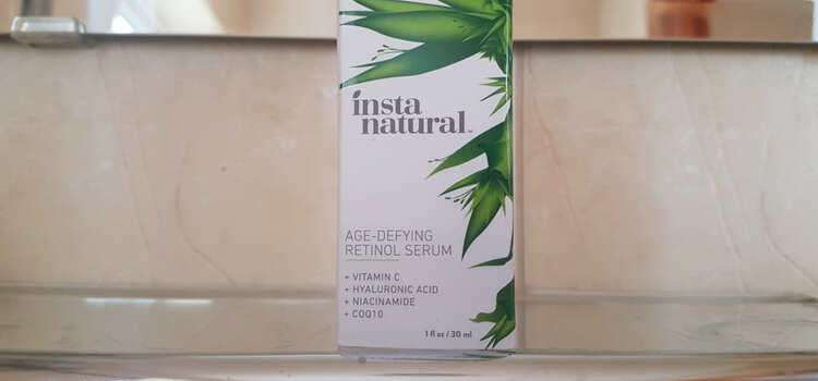 InstaNatural Retinol Serum Ingredients