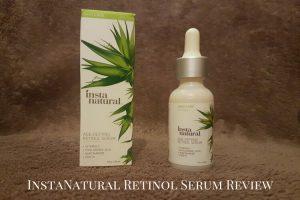 InstaNatural Retinol Serum Review