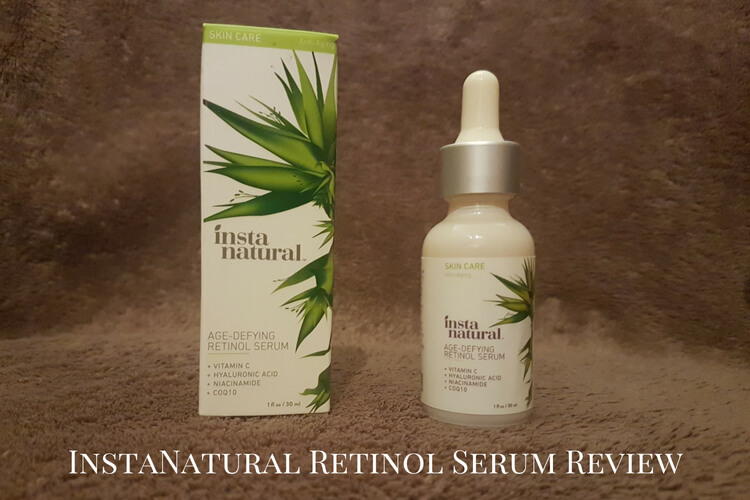 InstaNatural Retinol Serum Review