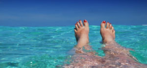 Get Rid Of Dry Cracked Feet