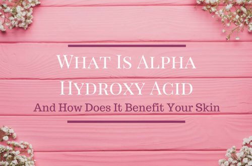 What Is Alpha Hydroxy Acid