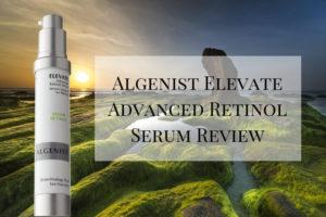 Algenist Elevate Advanced Retinol Serum